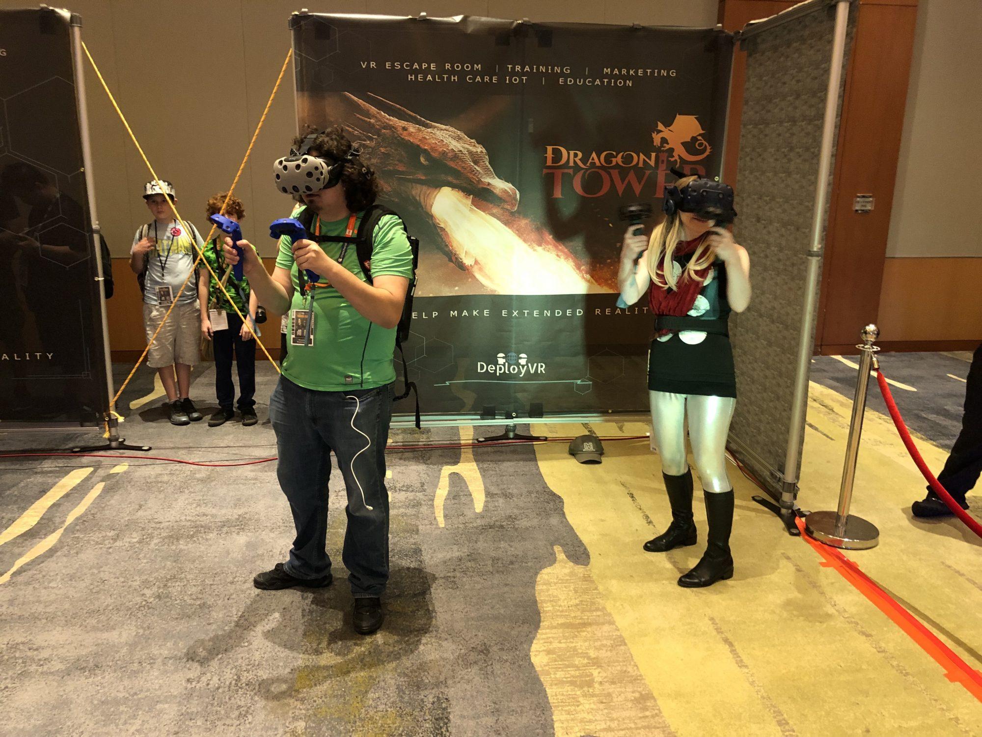 DeployXR Comic-Con Wrap-up