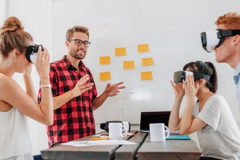 Virtual Reality in Employee Onboarding