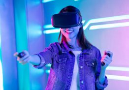 Let's learn about virtual reality!